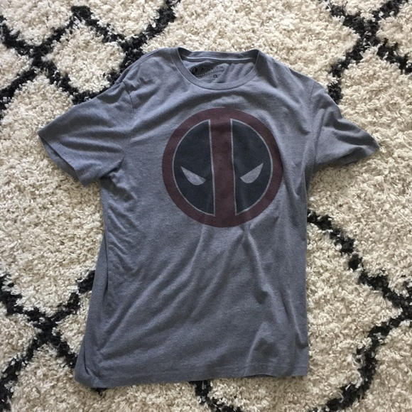 Marvel Shirts Old Navy Deadpool Tshirt Poshmark